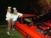 Playboy Mansion 2007